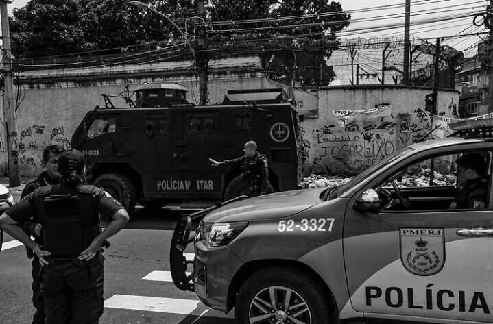 Operações policiais aumentam no mês de outubro